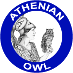 Athenian Owl